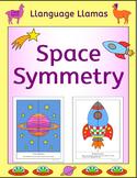 Symmetry - Fun Space Pictures - rocket, alien spacecraft, astronaut