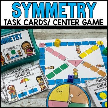 Symmetry Task Cards