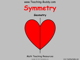 Symmetry Teaching Resource - PowerPoint and Worksheets