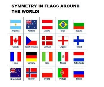 Symmetry Unit with 10+ Lessons for Grades P 1 2 3 & 4