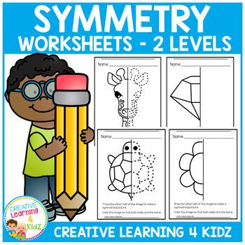 Symmetry Workbooks