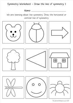 symmetry drawing lines count the lines finish the shape 4 worksheets. Black Bedroom Furniture Sets. Home Design Ideas