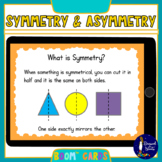 Symmetry and Asymmetry BOOM Cards