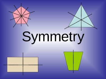 Symmetry and Figures Movements