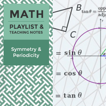 Symmetry and Periodicity - Playlist and Teaching Notes