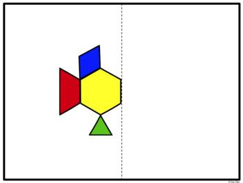 Symmetry for Kindergarten: Hands-On Centres & Printables