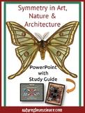 Symmetry in Art, Nature & Architecture Unit Study