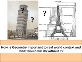 Symmetry in the Real-World Teaching PowerPoint