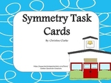 Symmetry (rotation, reflection & translation) Task Cards