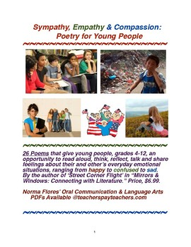 Sympathy, Empathy & Compassion: Poetry for Young People