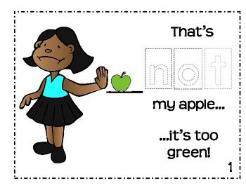 "Symple Readers Book 4:""Not"" Sight Word Reader"
