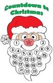 Symple Readers Santa Claus Advent Calendar