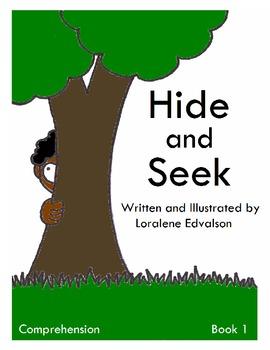 Symple Reader's Week 1: Comprehension Book 1 Hide and Seek