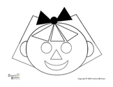 "Symple Reader's Week 1: Fine Motor  ""Girl Tracing Activity"""