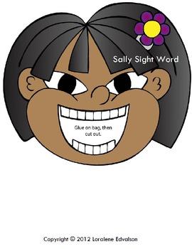 "Symple Reader's Week 1: Sight Word Reading ""Boy & Girl Eat"" (sight words)"
