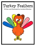 Symple Reader's Week 10: Turkey Feathers Interactive Book