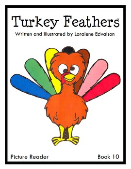 "Symple Reader's Week 10: ""Turkey Feathers"" Picture Reader"