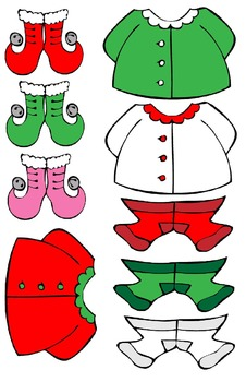 Symple Reader's Week 13: Christmas Clothes
