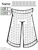 "Symple Reader's Week 13: Dot Markers: ""Shirt and Pants"""
