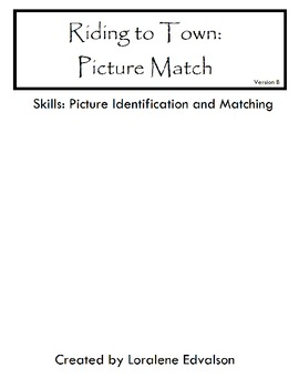 Symple Reader's Week 13: Picture Match