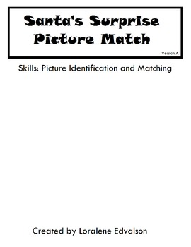 Symple Reader's Week 14: Picture Match