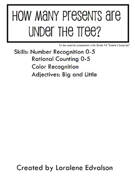 Symple Reader's Week 14: Presents Under the Tree: Counting and Numbers