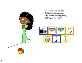 Symple Reader's Week 14: Santa's Surprise: Comprehension Book