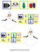 Symple Readers Week 16: Snowmen Clothes.  Color Identifica
