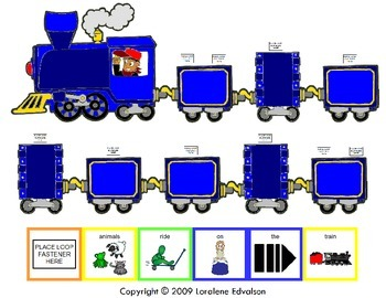 Symple Readers Week 17: Circus Train Counting