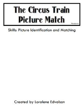 Symple Readers Week 17: Picture Match