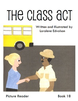 """Symple Reader's Week 18:  """"The Class Act"""" Picture Reader"""