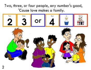 """Symple Reader's Week 19: """"Love Makes a Family"""" Picture Reader"""