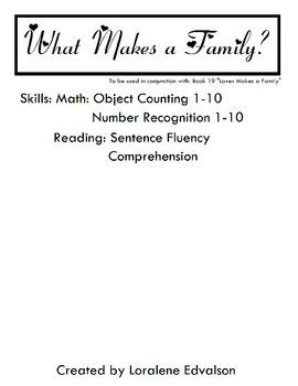 Symple Reader's Week 19: Math Activity