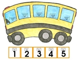 """Symple Reader's Week 2: """"Friends on the Bus"""" Counting and"""