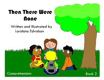 """Symple Reader's Week 2: """"Then There Were None"""" Comprehension Book"""
