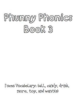 Symple Readers Week 3: Phunny Phonics