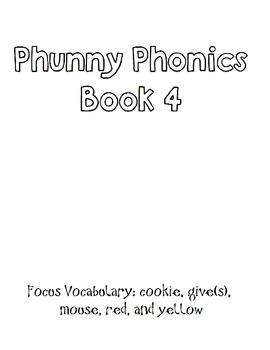 Symple Readers Week 4: Phunny Phonics