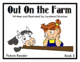 Symple Readers Week 5:  Out on the Farm Picture Reader