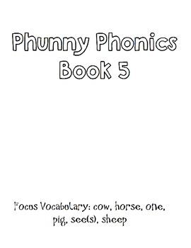 Symple Readers Week 5: Phunny Phonics