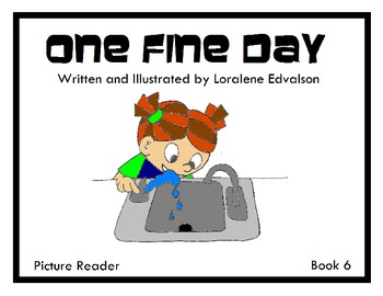 """Symple Reader's Week 6: """"One Fine Day"""" Picture Reader"""