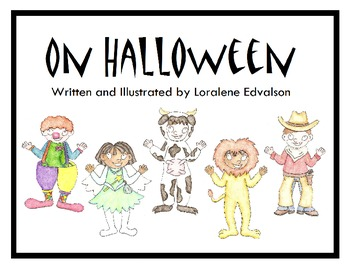 Symple Readers Week 8:  On Halloween.  Intro to Literacy Interactive.