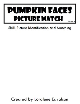 Symple Readers Week 9: Matching Activity