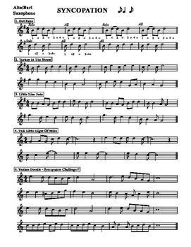 Syncopation - A Rhythmic Introduction