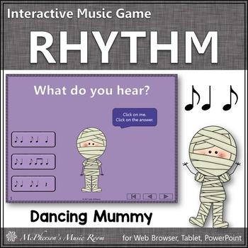 Syncopation Syncopa Interactive Rhythm Game {Dancing Mummy}