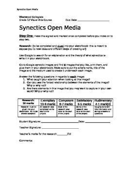 Synectics Open Media