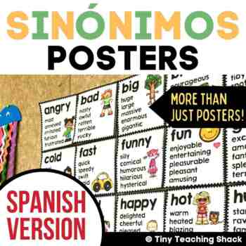 Sinónimo Posters