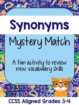 Synonym Activity