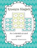 Synonym Activity: Synonym Slapjack Game