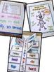 Synonym Antonym Noun Verb Adjective Interactive Notebook Bundle