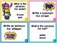 Synonym & Antonym Superhero Task Cards